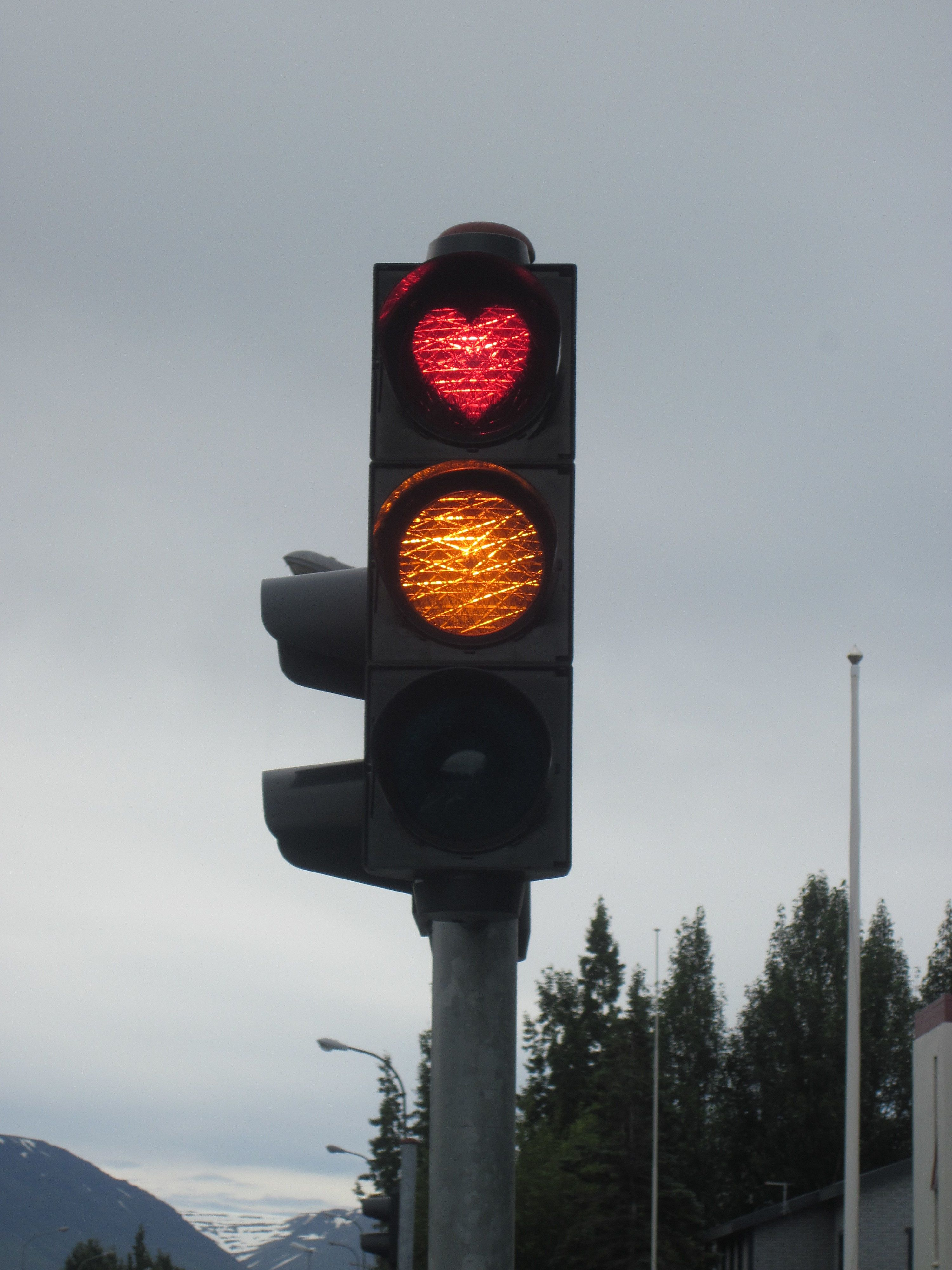Traffic-light-heart.jpg (3000×4000) | Real Cool Shit | Pinterest ... for Real Traffic Lights  568zmd
