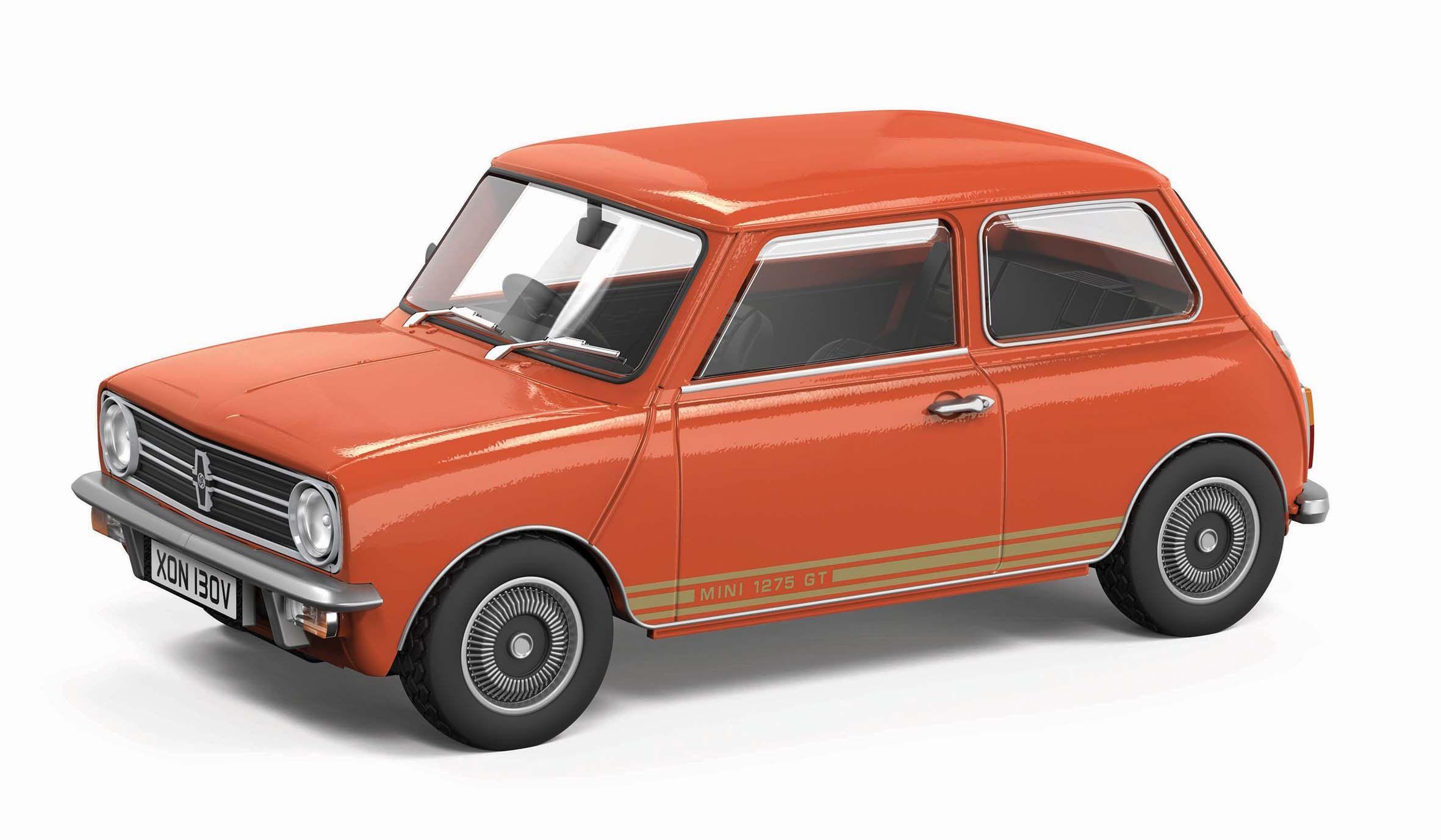 Vanguard 1:43 Mini 1275GT | Model Cars - Current Era | Pinterest ...