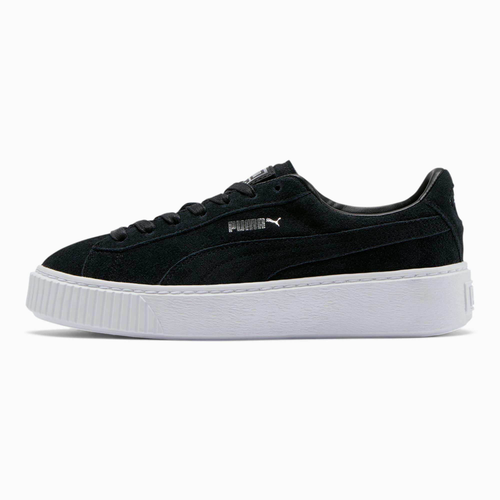 Suede Platform Women S Sneakers Puma Us Womens Sneakers Sneakers Womens Shoes High Heels