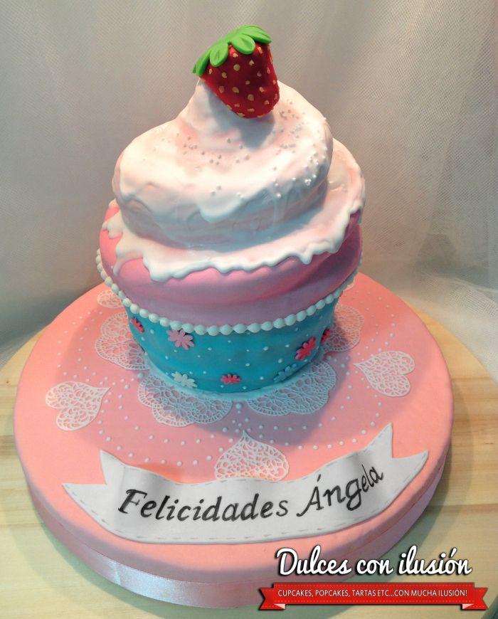 Big Cupcake, dulces con ilusion
