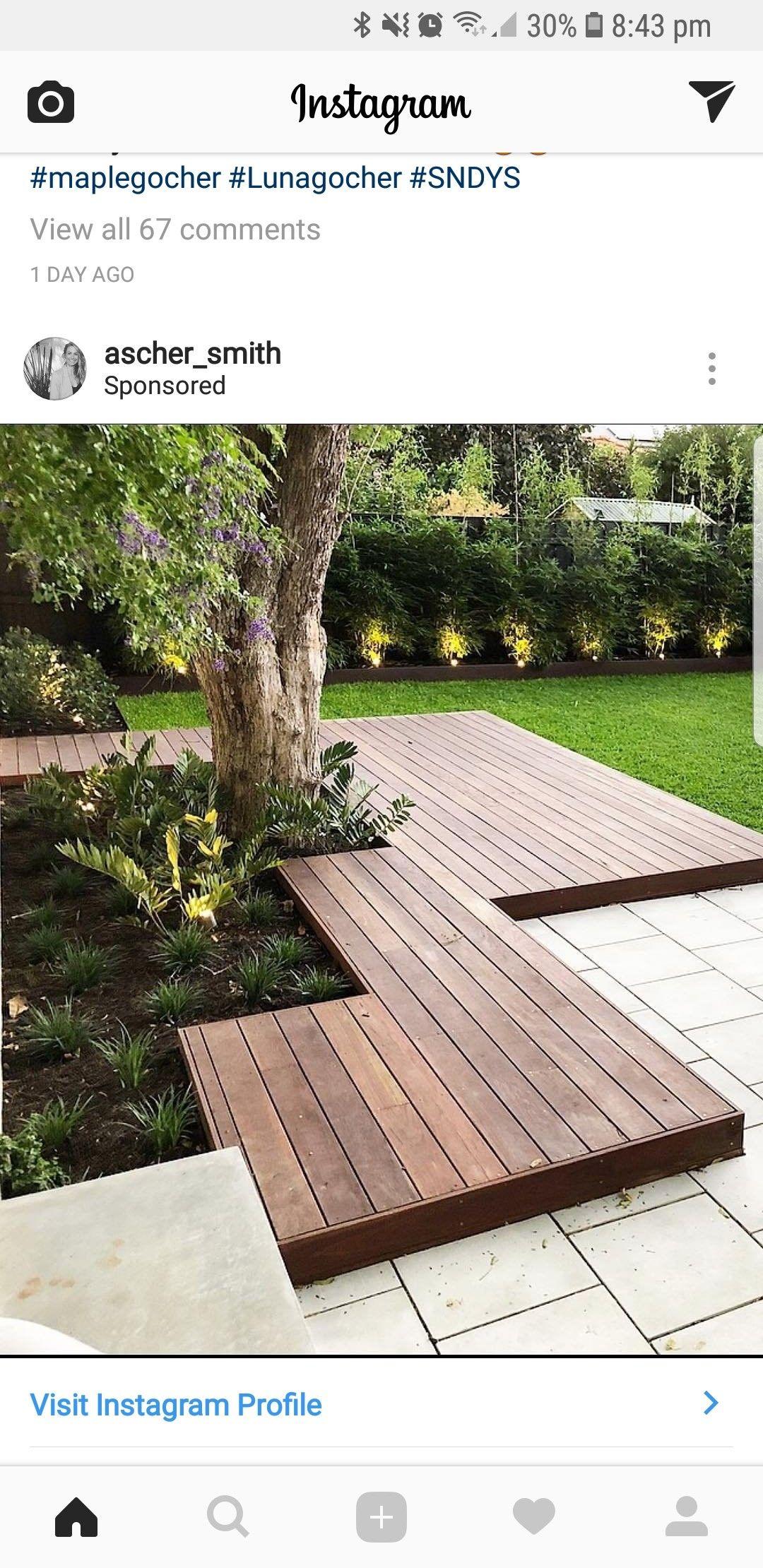 Para Arboles De Patios Centrales Con Imagenes Paisajismo De Patio Frontal Jardines Patio Y Jardin