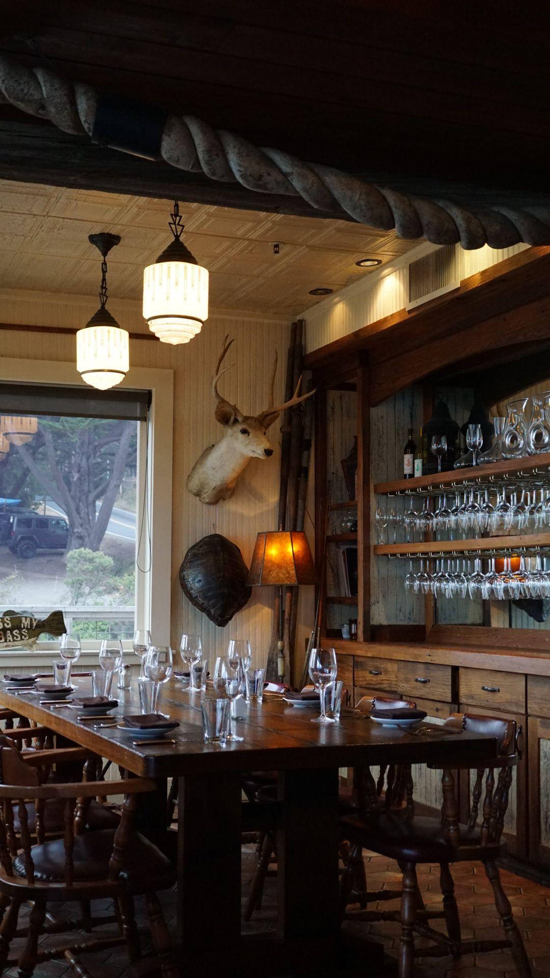 Restaurant at Nick's Cove Decor, Home decor, Restaurant