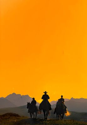 yellow big sky  -I've seen this sky in New Mexico and it is amazing! And weird,like another planet!