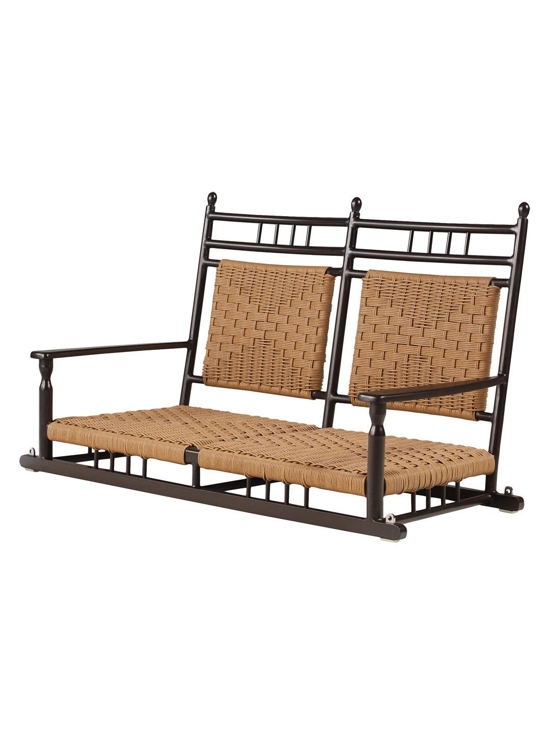 Low Country Porch Swing By Lloyd Flanders At Gilt Porch Swing