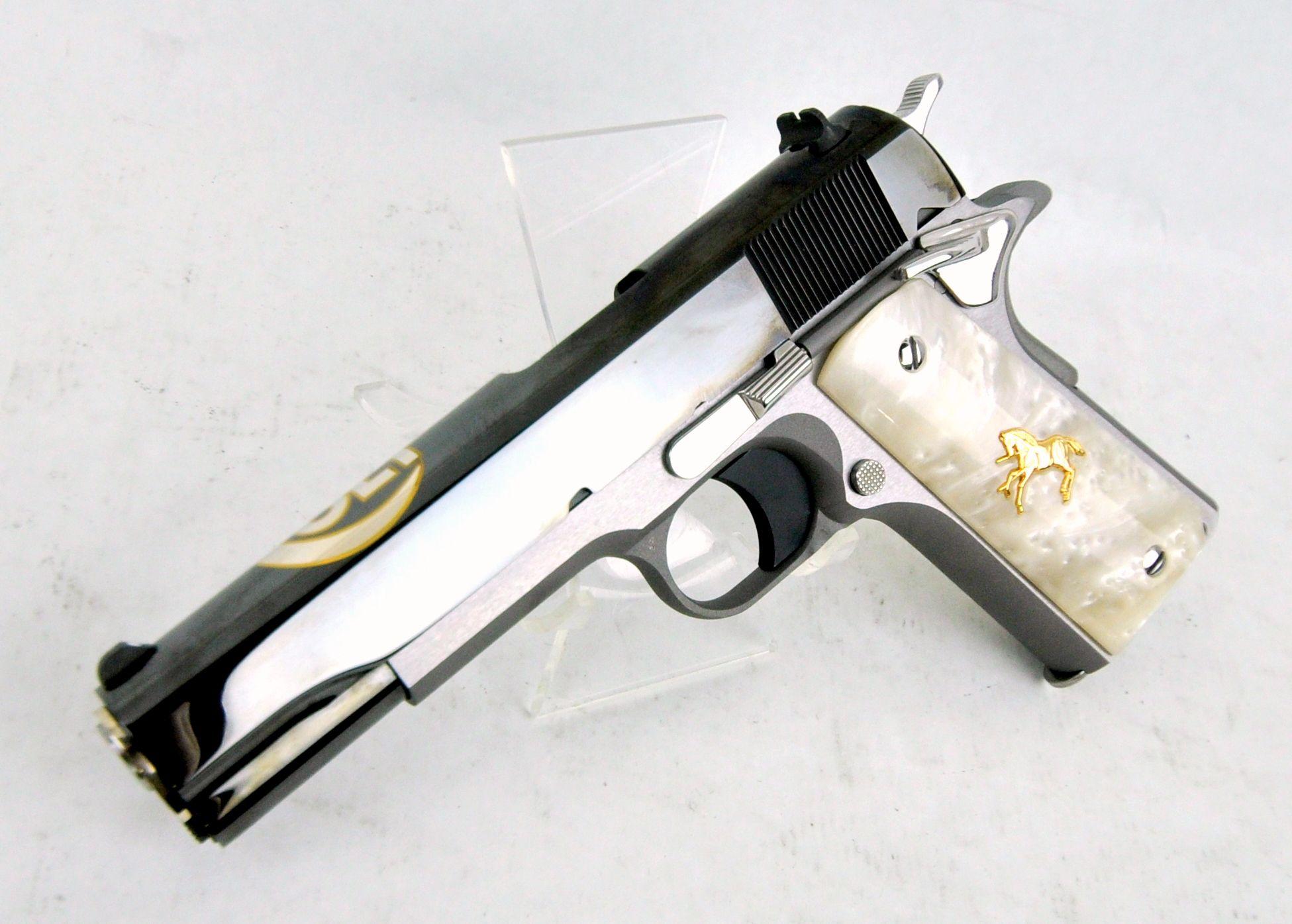 Colt O2091Z Lew Horton...