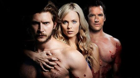 May the pain of losing Sookie, Bill & Eric...(as well as Josh,Aiden & Sally!)be somewha eased by my new fearless threesome