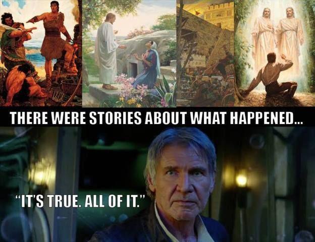37 Epic Mormon Star Wars Memes Mormon Memes Lds Memes Church Memes