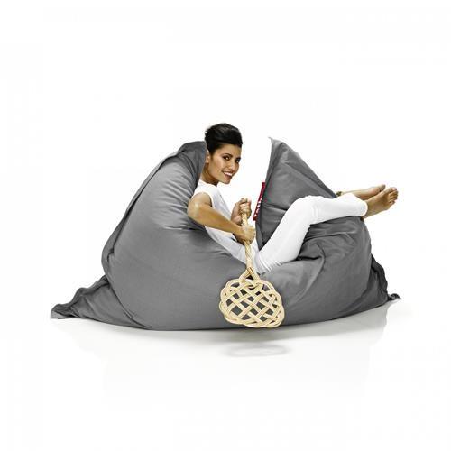 Strange Fatboy Original Stonewashed Bean Bag Grey Online Only Inzonedesignstudio Interior Chair Design Inzonedesignstudiocom