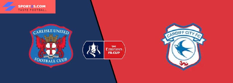 Carlisle United vs Cardiff City Live Stream FA Cup clash