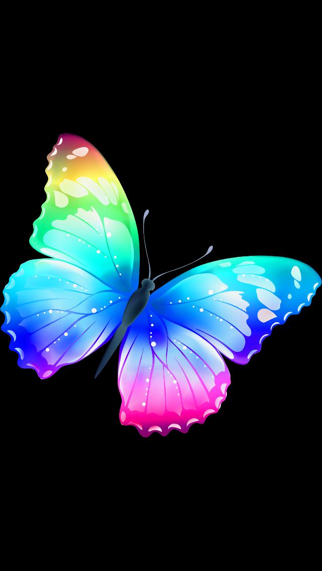 Fondo Para Iphone Butterfly Wallpaper Backgrounds Butterfly Art Print Butterfly Art