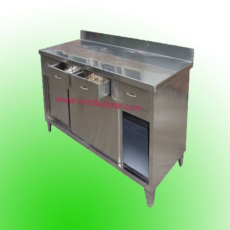 High Quality Customer Stainless Steel Kitchen Furniture ...
