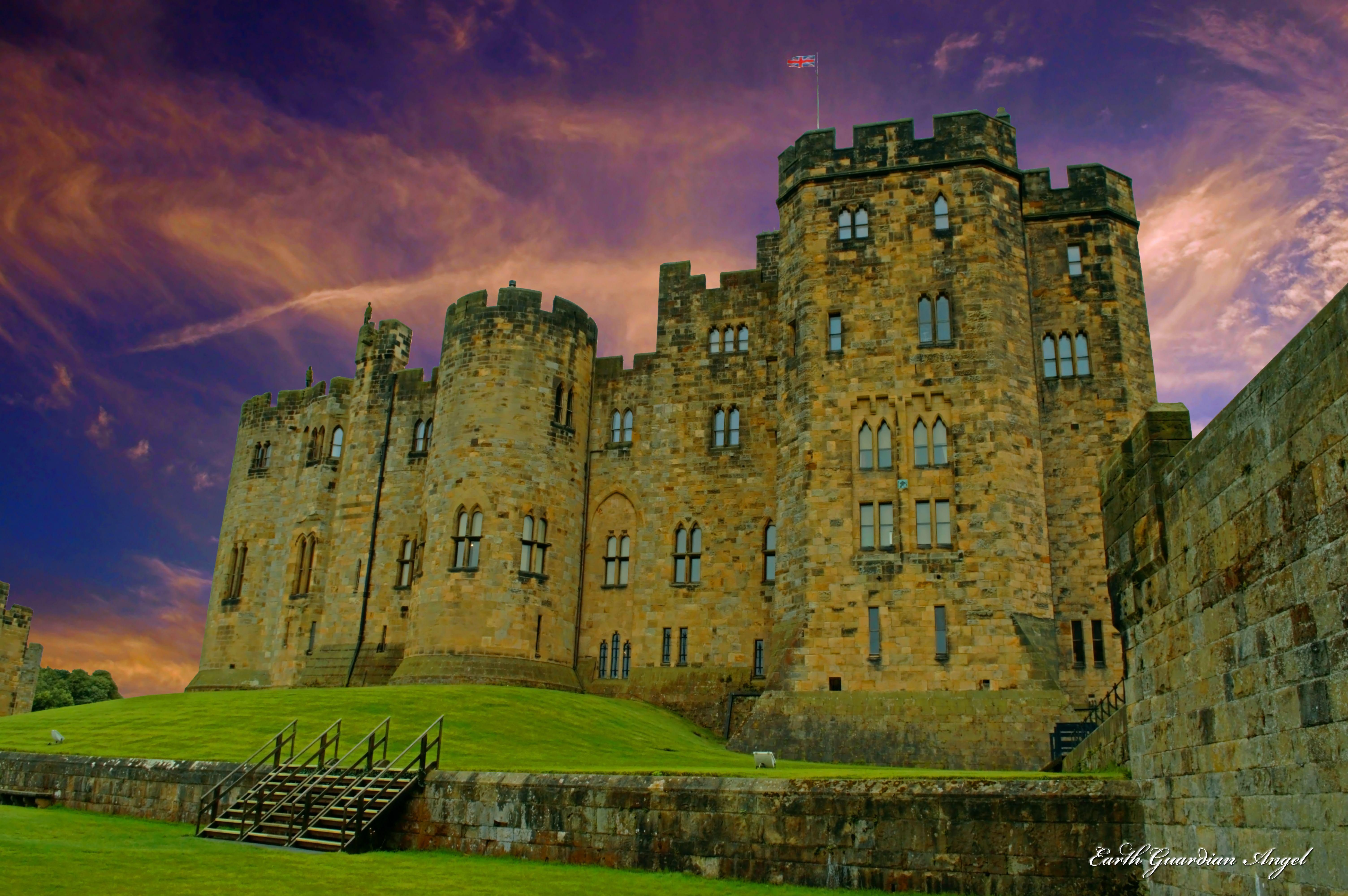 Alnwick-Castle.jpg (6016×4000) | UK_d_Northumberland_Alnwick | Pinterest