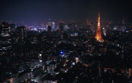 Tokyo Night Hd Wallpaper Hd Latest Wallpapers Pinterest