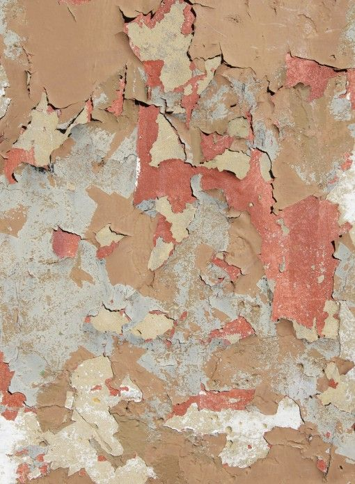 Peeling Paint 3D Effect Wallpaper By Ella Doran