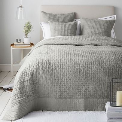 Shoreditch Collection | Cushions, Bedspreads & Throws | Bedroom ... : quilted bed throws uk - Adamdwight.com