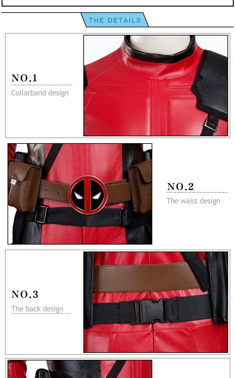 Pin De I Mjs En Cos Cosplay Deadpool Disfraz Deadpool Disfraz