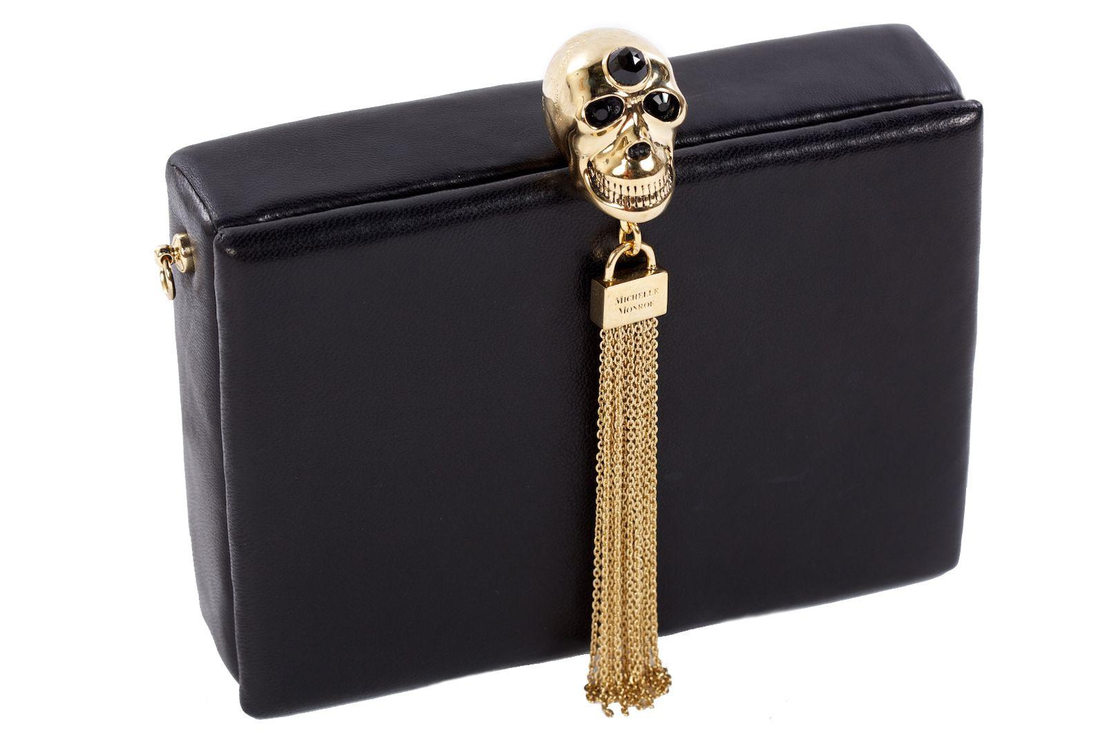 Michelle Monroe Handbags Jet Box Clutch Alene Too