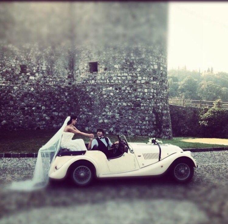 Morgan 4/4 Slow Drive Vintage car rental - Self drive Noleggio ...
