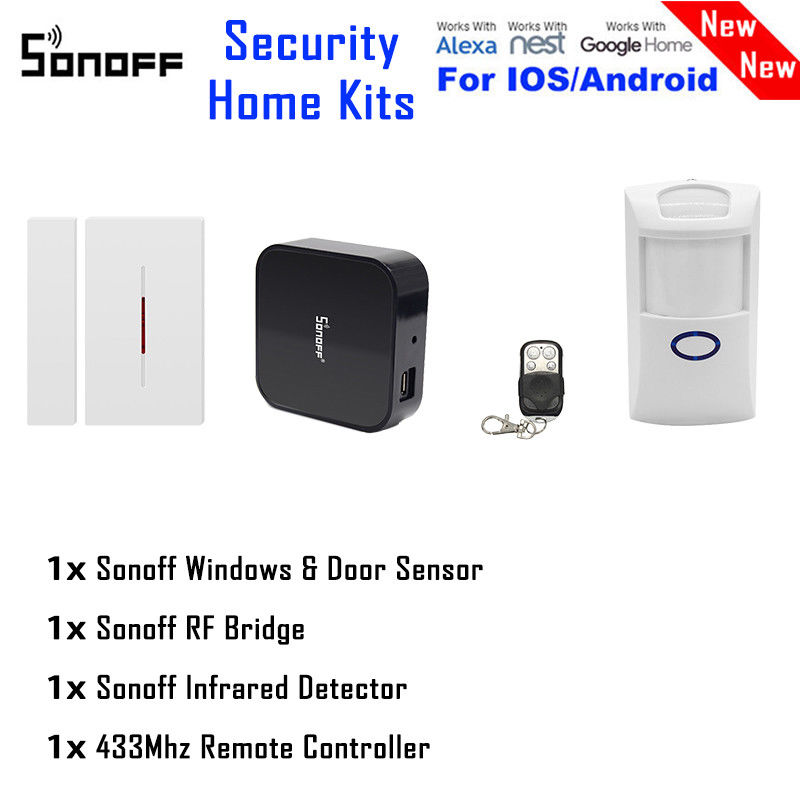 $1 91 - Sonoff Rf Remote Bridge Infrared Motion Sensor