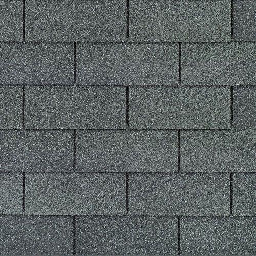 Slate Gaf 3tab Roof Shingles Swatch Roofing Shingling Roof Shingles