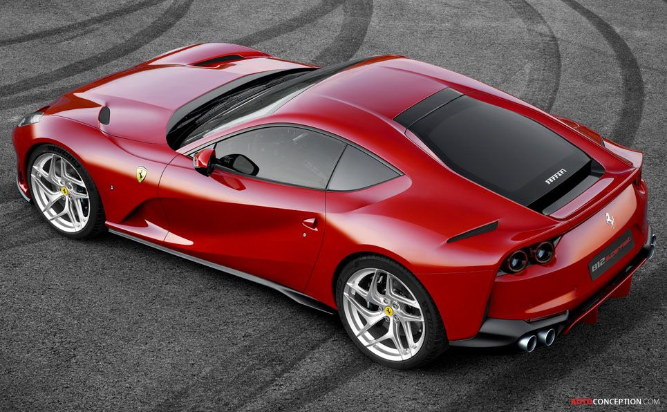 Meet the New Ferrari 812 Superfast – the Fastest Series Production