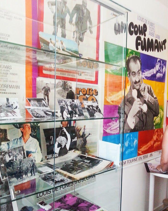 Le Musée Louis de Funès ouvre ses porteshttp://lacinenews.blogspot.fr/2014/05/le-musee-louis-de-funes-ouvre-ses-portes.html