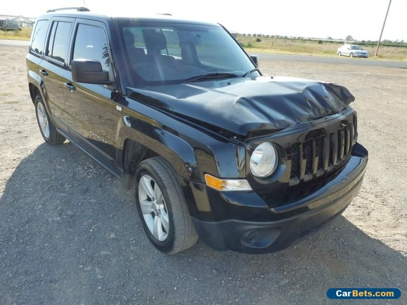 Car for Sale 2012 JEEP PATRIOT MK SPORT MY12 SUV 89k 5SPD