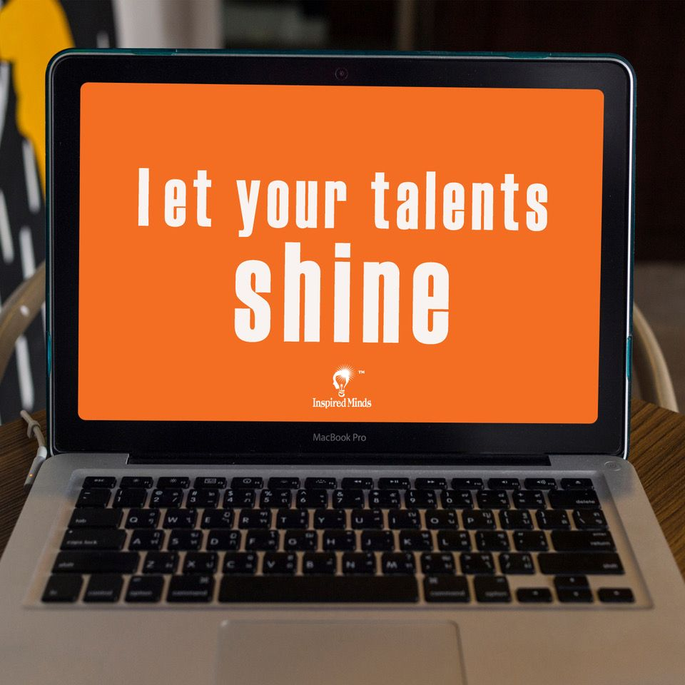 Don't hide your light; let it shine! Are you ready to show your talents? The  world is waiting! #brave #enneagram | Let it shine, Let it be, Enneagram