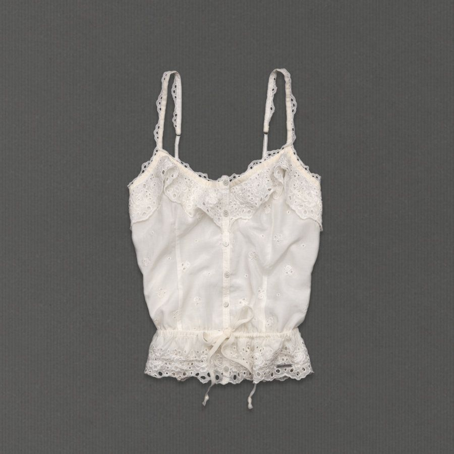 Abercrombie Fitch Accessories Abercrombie Fitch Womens: New Abercrombie & Fitch Women Fashion Top Tank Cami Blouse