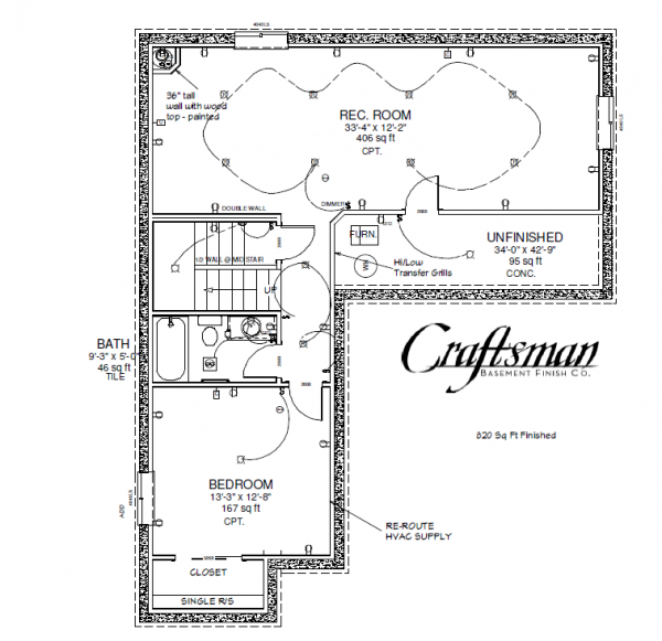 Basement Finishing Cost: How Much Does It Cost To Finish A