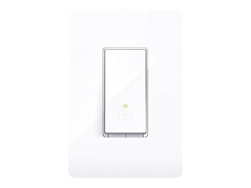 Kasa Smart Light Switch By Tp Link Needs Neutral Wire Wifi Light Switch Works With Alexa Google Hs200 Whit Smart Lighting Light Switch Works With Alexa