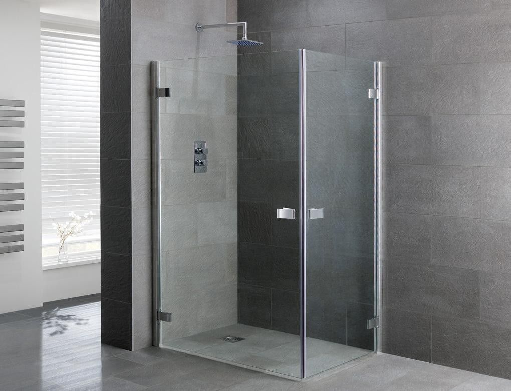 Glass Shower Door Hinges Frameless Glass Shower Doors Can Be