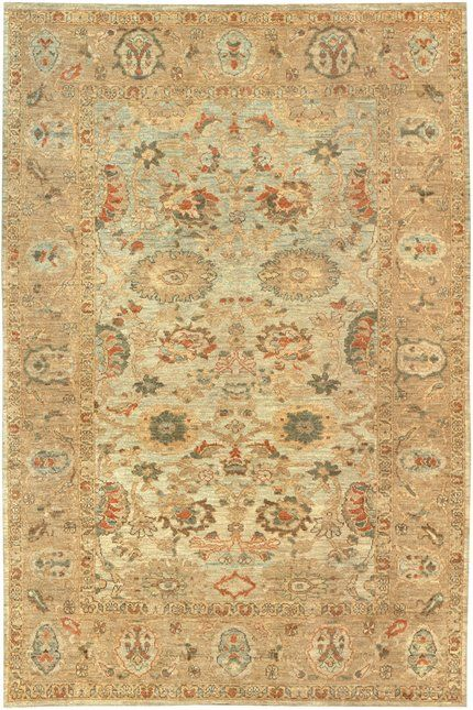 Sultanabad  rug 35034  Width	72 inches Length	109 inches  I Emmett Eiland
