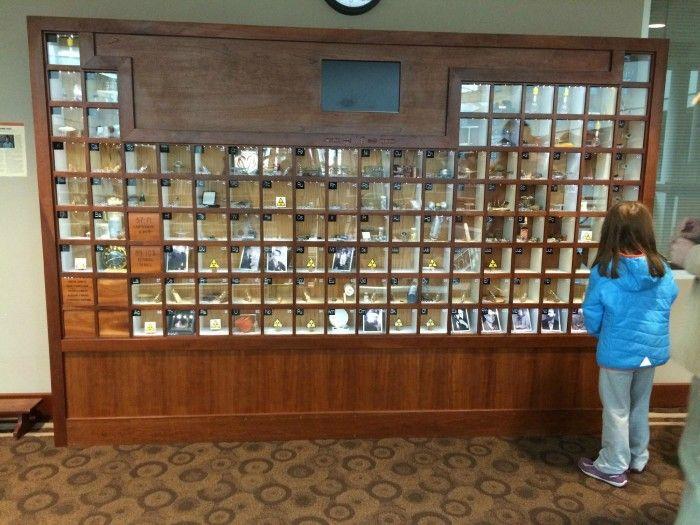 The Most Beautiful Periodic Table Displays in the World u003c-- Original - fresh merck periodic table app