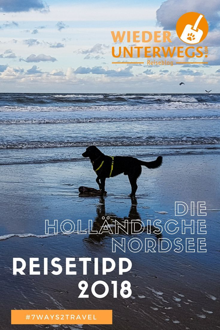 7ways2travel Mein Reisetipp Fur 2018 Die Hollandische Nordsee In 2020 Holland Mit Hund Reisen Nordsee