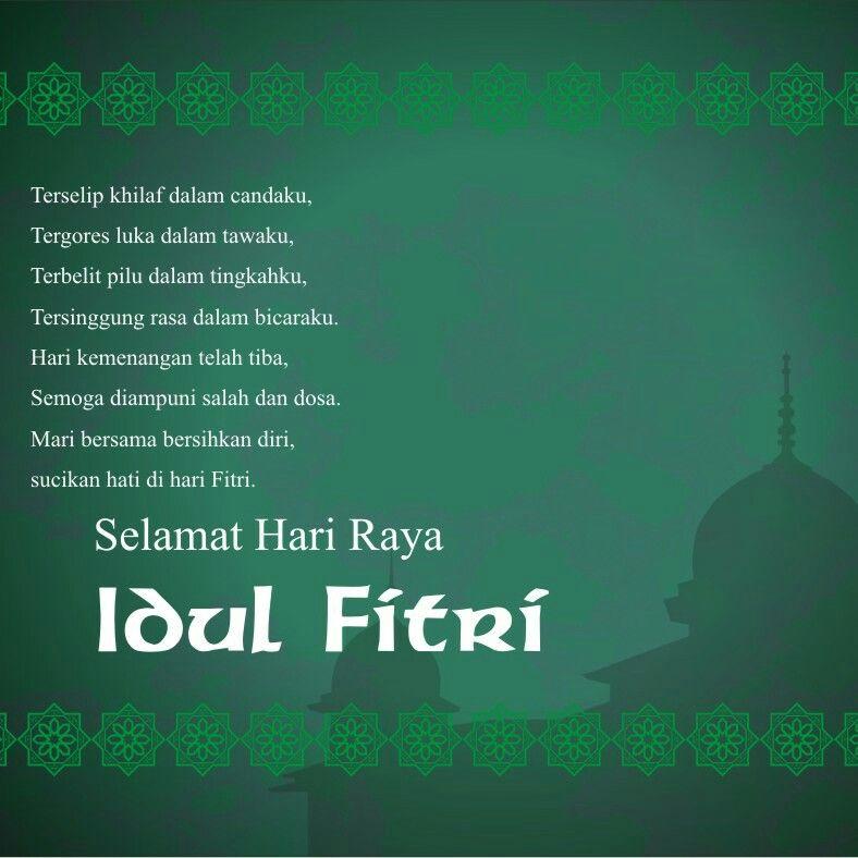 Selamat Idul Fitri 1439h Motivasi Kutipan Bijak