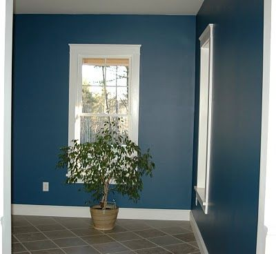 Benjamin Moore New York State Of Mind Soon To Be The Color In Our Master Bath