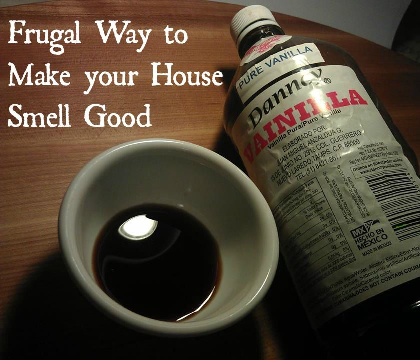 Frugal Way To Make Your House Smell Good Http://thelifeofthebucks.com/