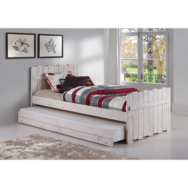 Beautiful Boys Twin Bed with Trundle