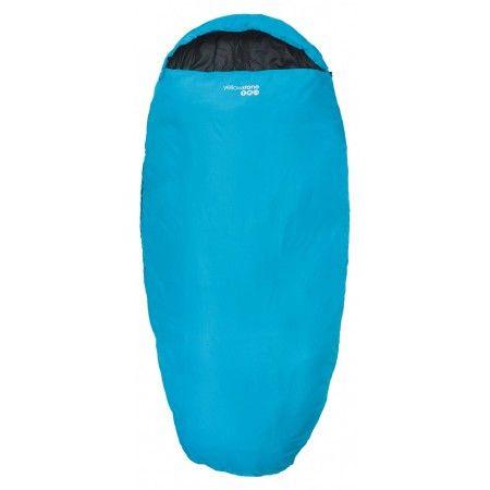 Oval sleeping bag sleepwell 300 - Blue