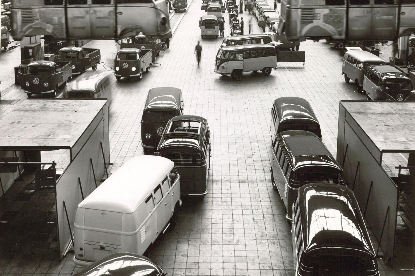 VW Bus Factory