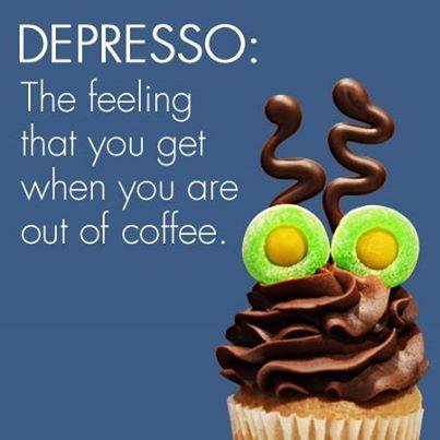 No Coffee Quote Depresso Mi Adiccin Por El Caf Pinterest