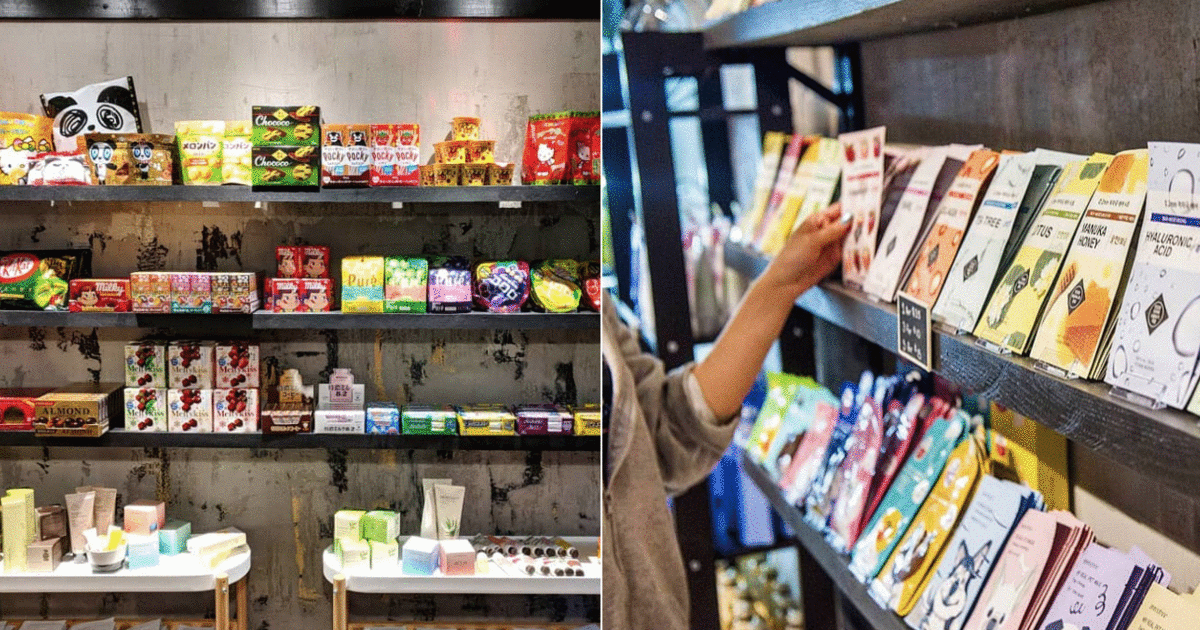 This New Japanese Convenience Store In Toronto Sells All