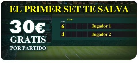 bono 30 euros por partido Indian wells 7-16 marzo