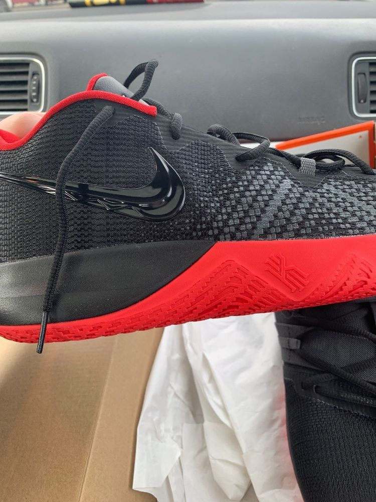 50579f84bec6 Brand New in Box Nike Kyrie Flytrap AA7071-060 Men Basketball Shoes Black    Red  fashion  clothing  shoes  accessories  mensshoes  athleticshoes (ebay  link)