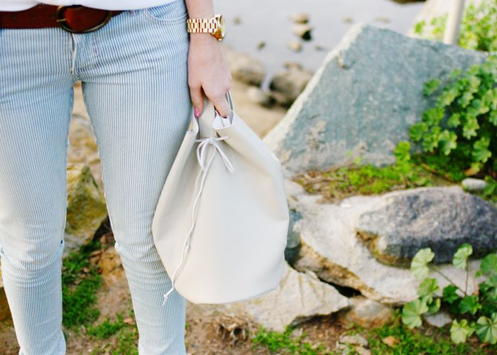 DIY Bucket Bag