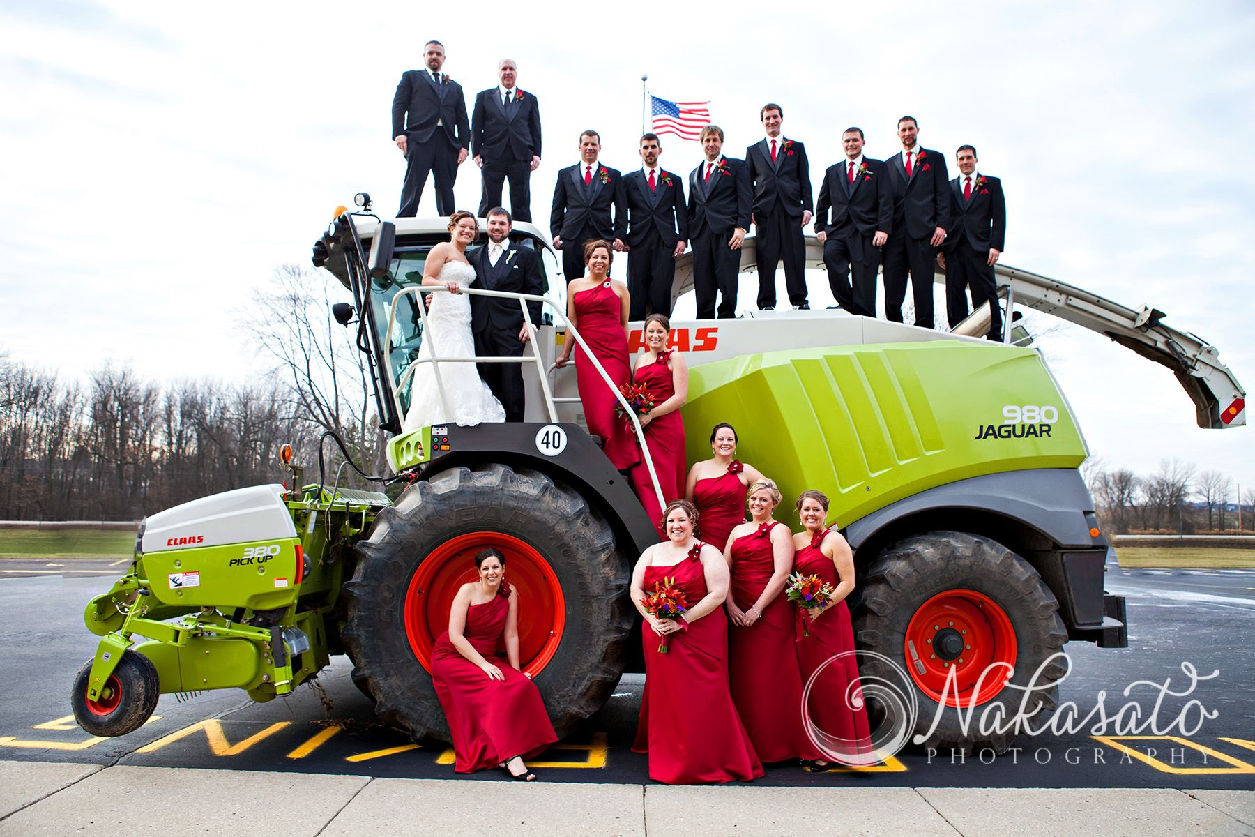 Claas wedding; country wedding; Belgium, WI | Country Wedding ...