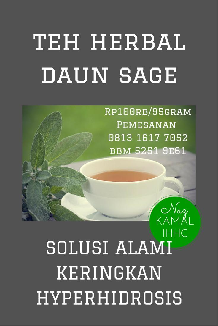 Pesan Teh Herbal Daun Sage Via Telfon Dan Whatsapp 0813 1617 7052 Bbm 5251 9e61 Teh Herbal Daun Sage Adalah Solusi Keringkan Hyper Herbal Teh Herbal Produk
