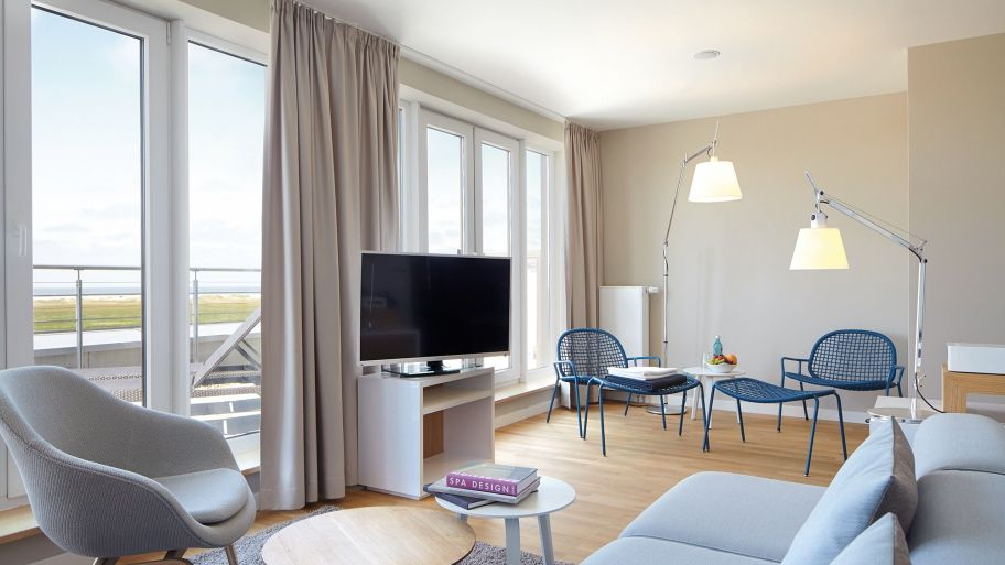 StrandGut Suite - StrandGut Resort St. Peter-Ording