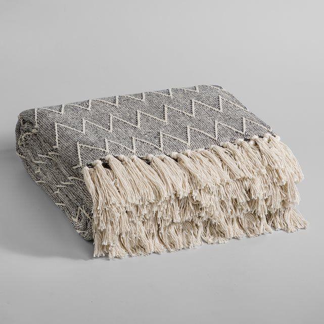 Compre Manta, Iseult Decoração têxtil na La Redoute. O melhor da moda online.
